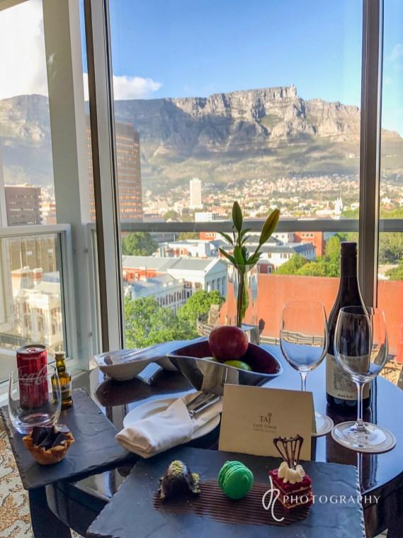 Taj Cape Town treats