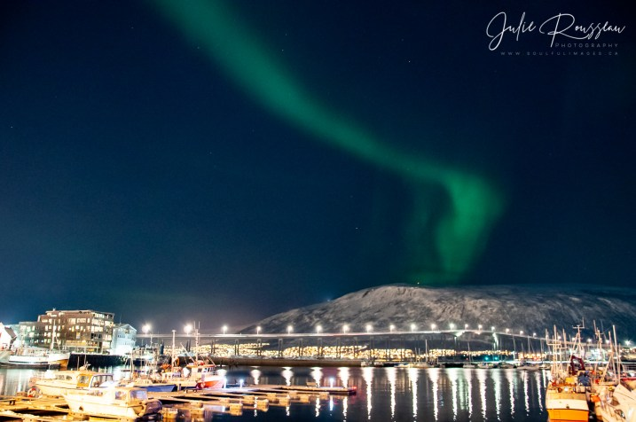 Aurora Borealis over Tromso