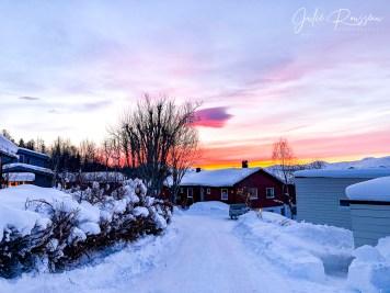 Winter In Northern Norway