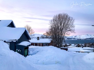 Winter In Northern Norway