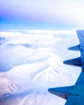 Svalbard from the skies