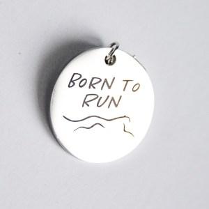 born to run pendant