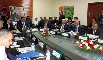 La réunion du Comité d'orientation stratégique de l'ANDZOA, une occasion pour présenter les réalisations de la période 2012-2018