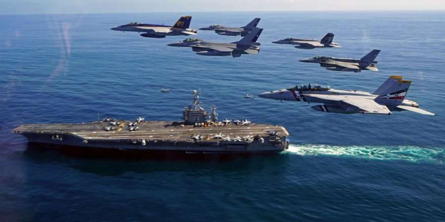 Luftanijet në derë   SHBA të   Kinës  Mos e krruaj shumë me ne