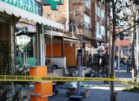 Maskat grabisin me armë farmacinë në mes të Tiranës  ja sa para morën