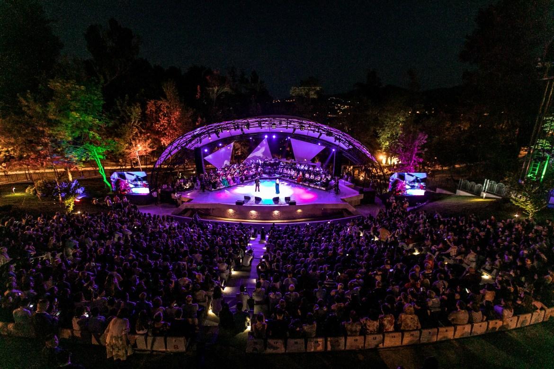 Koncerti per hapjen e Teatrit Veror te Liqeni (4)