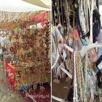 Las Dalias en de Hippy Market, Ibiza