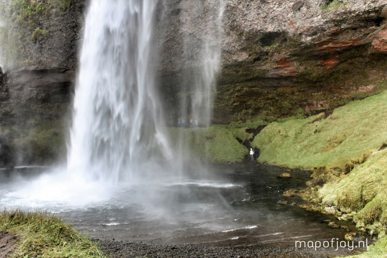 Seljalandsfoss, Iceland, travel report - Map of Joy