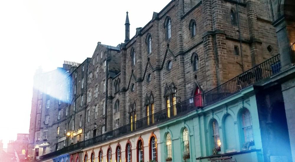 Victoria Lane, Edinburgh (7 must do's) - Map of Joy