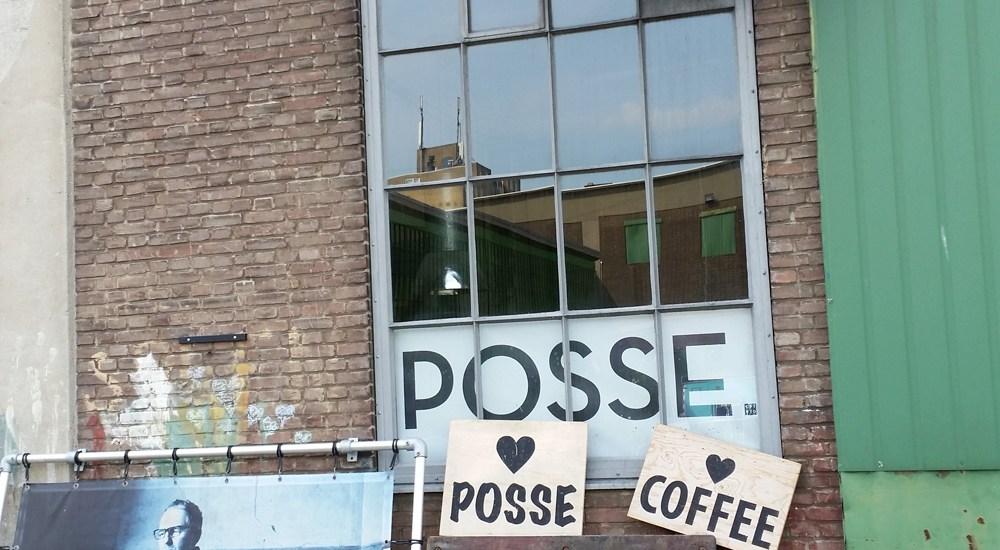 Hotspot Posse in Rotterdam - Map of Joy