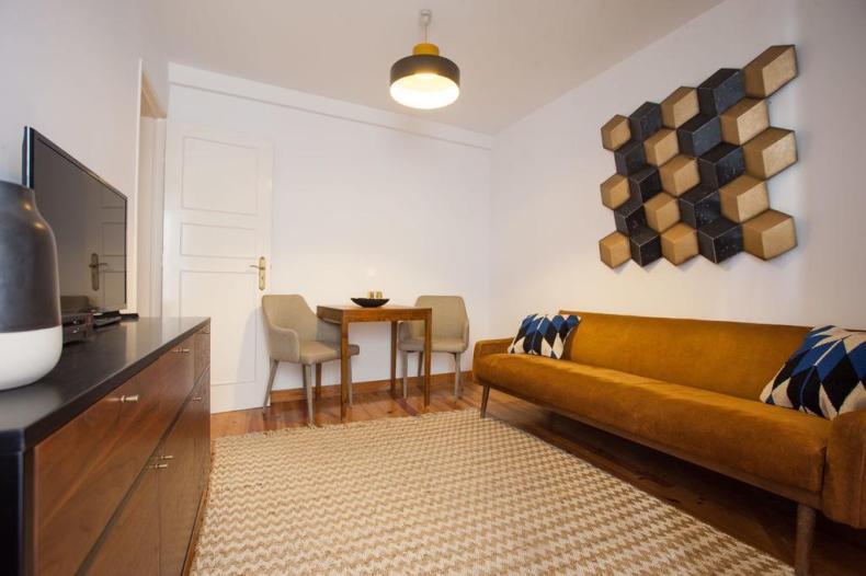 16x goedkoop en bijzonder slapen in Lissabon, Le Flat Alfama