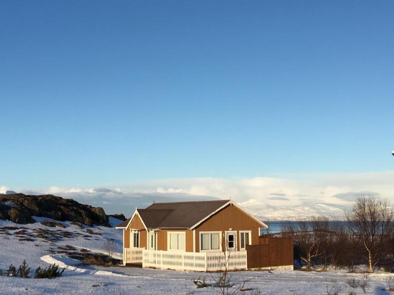 Vacation Home Fagravik, IJsland, beste plekken om het Noorderlicht te zien