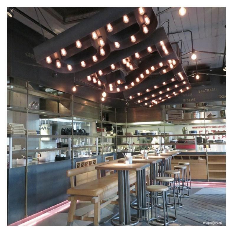 Besta restaurant in Budapest - Map of Joy