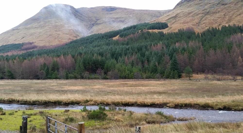 Glencoe, Scotland - Map of Joy