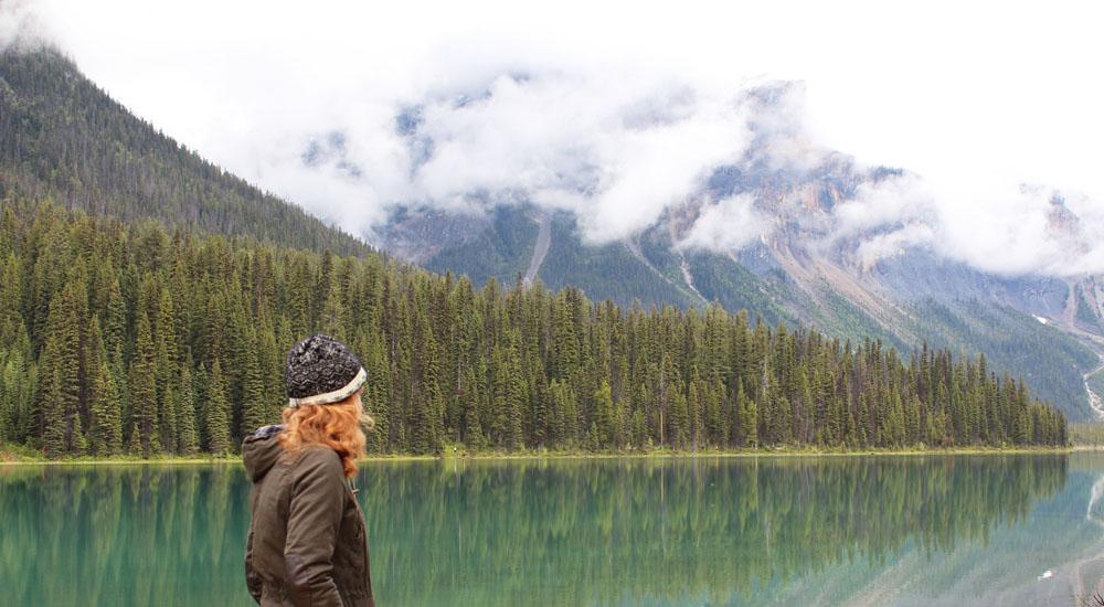 Emerald Lake, Canada - Map of Joy