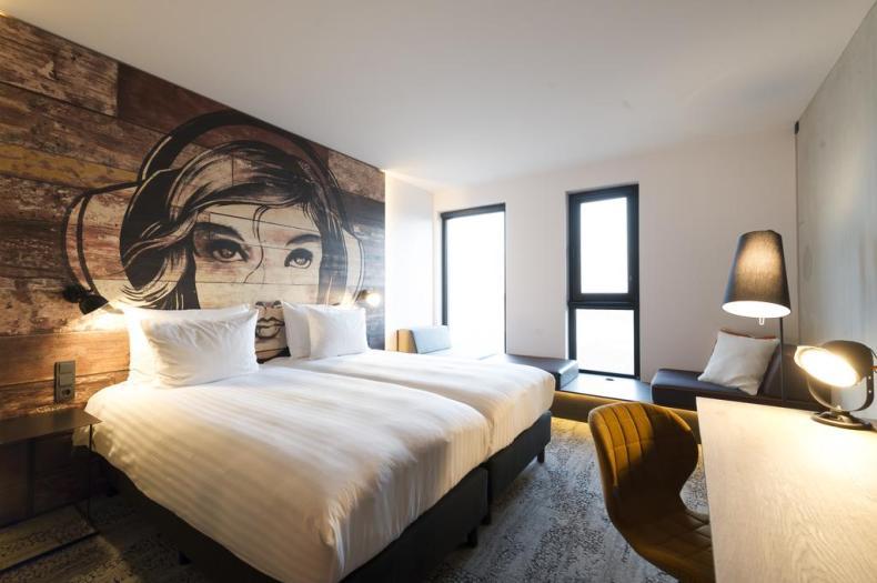 romantisch hotel Amsterdam - Map of Joy