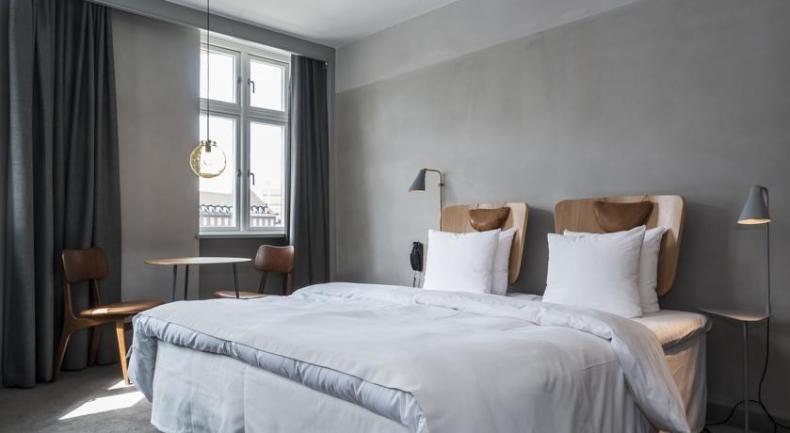 Hotel SP34, goedkoop en leuk hotel Kopenhagen