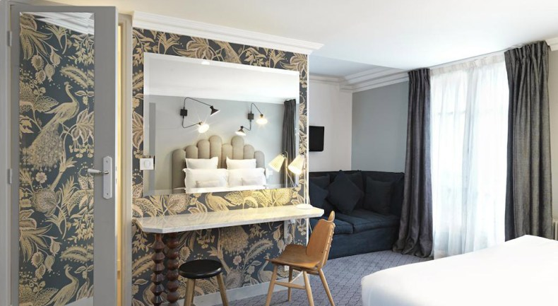 Hotel Emile Parijs : 12x bijzondere hotels in parijs voor valentijn map of joy