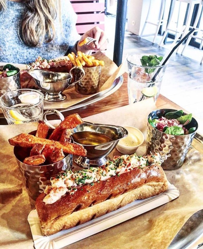Savage, food hot spot Antwerpen - Map of Joy