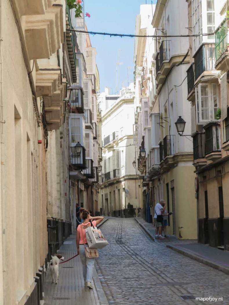 Cadiz, Andalusia, Spain - Map of Joy