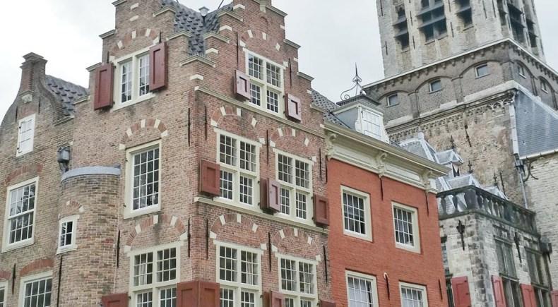 10x de leukste steden in Nederland voor een dagje weg, Delft - Map of Joy