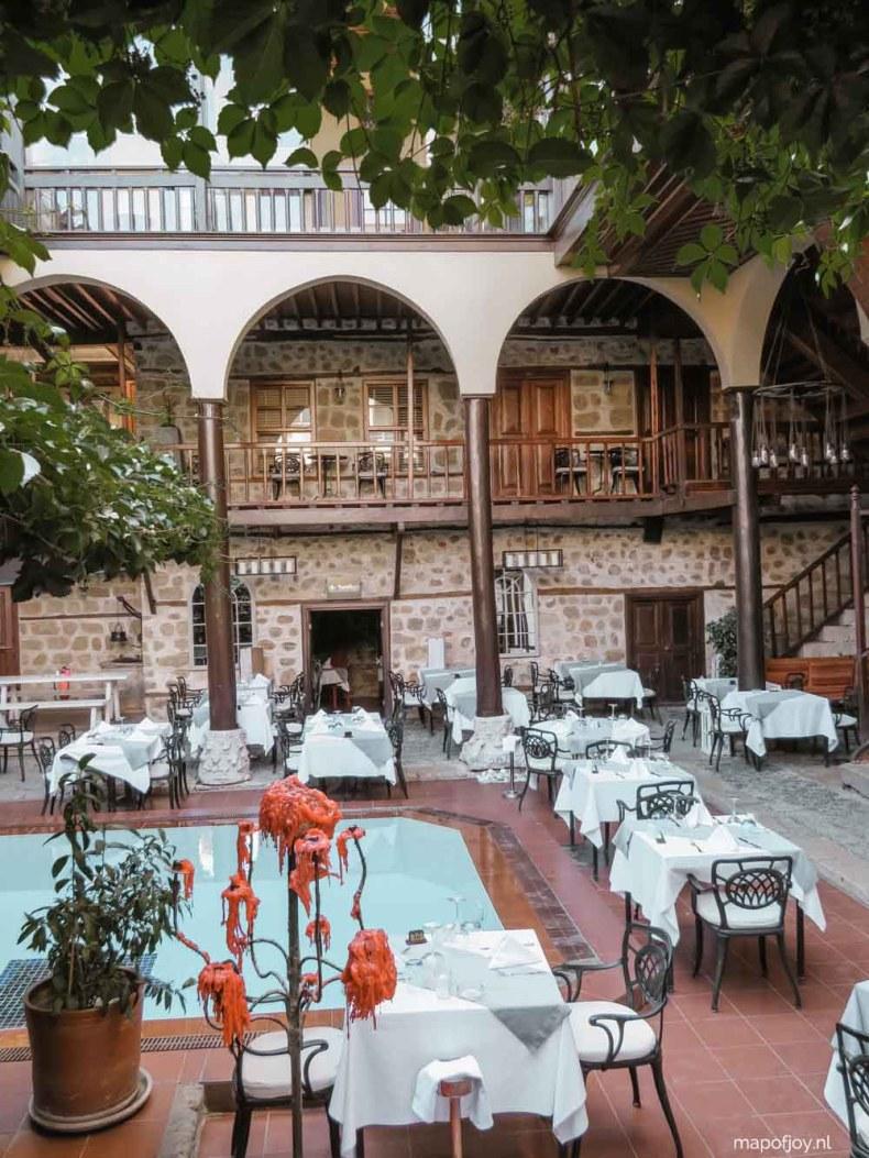 Ali Baba, restaurant, hotel, Kaleici, Antalya