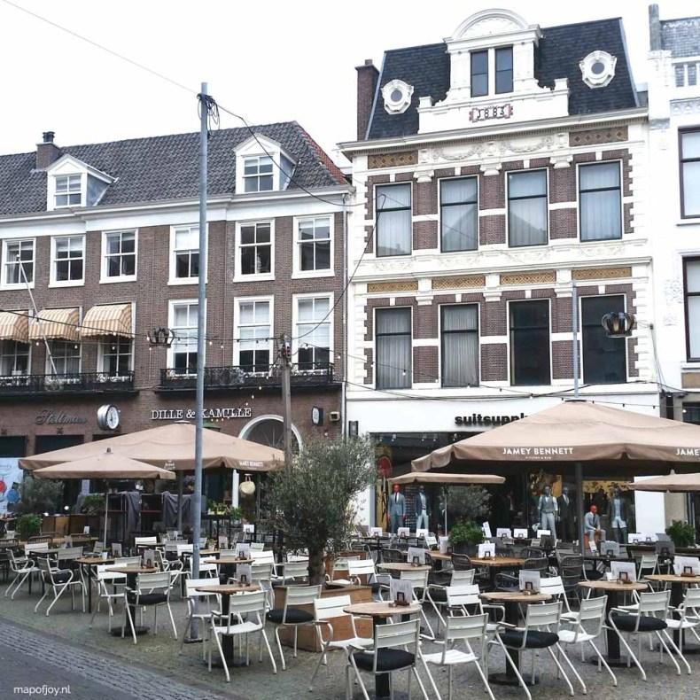 Jamey Bennett, Den Haag, food hotspot - Map of Joy