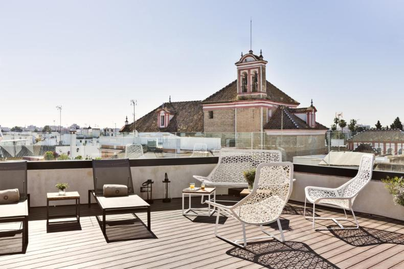Hotel Casa 1800 Sevilla, accommodatie Sevilla