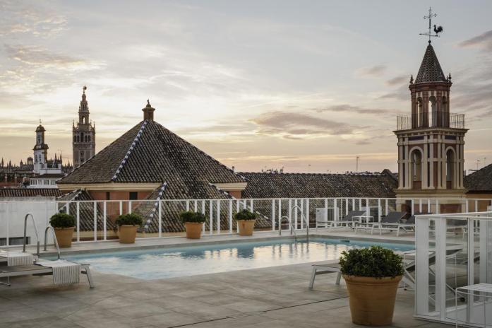 Hotel Fernando III, accommodatie Sevilla