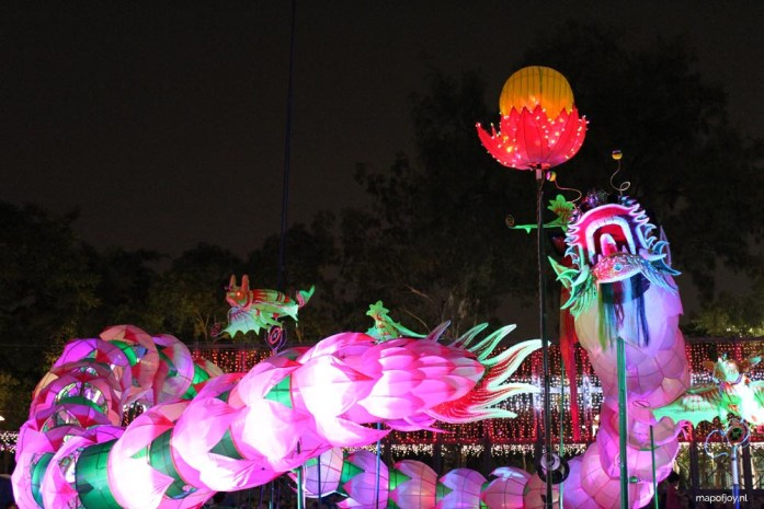 Mid Autumn Festival Hong Kong - Map of Joy