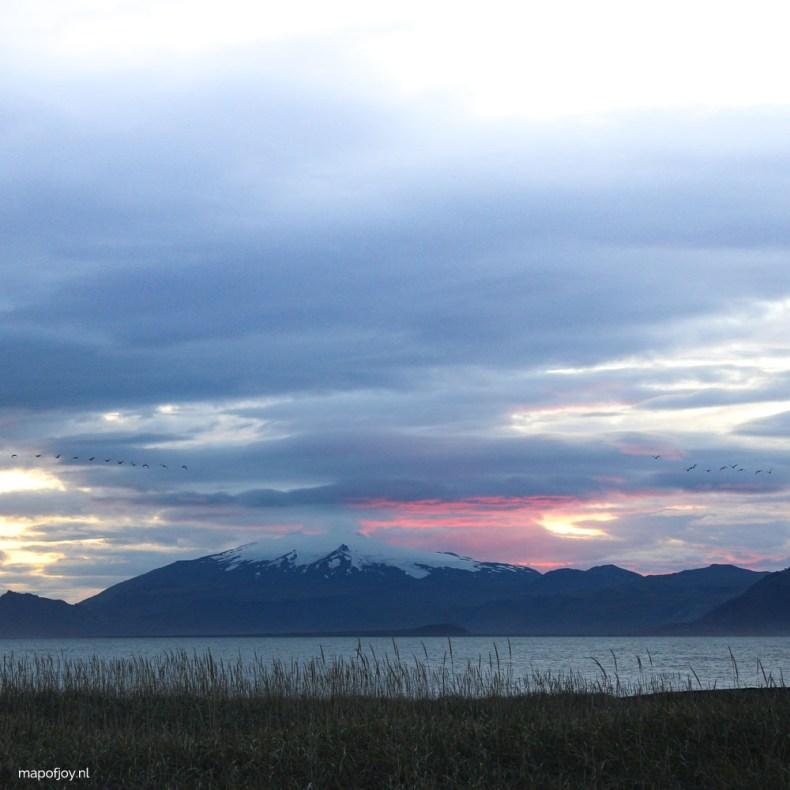 Strand Ytri Tunga, Snaefellsnes, IJsland - Map of Joy