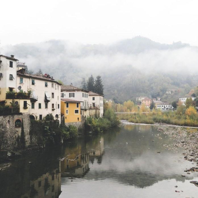 Ponte a Serraglio, Toscane - Map of Joy
