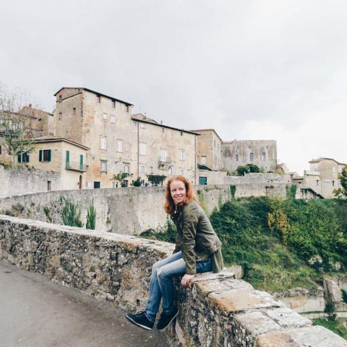 Volterra, Toscane - Map of Joy