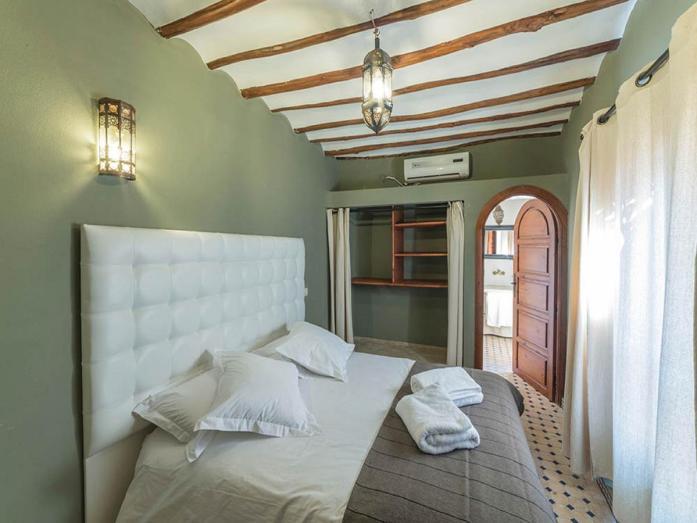 Riad Chams, Marrakech, leuke, goedkope accommodatie - Map of Joy