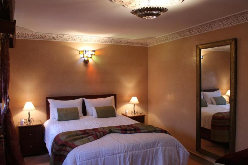 Riad Souad, Marrakech, leuke, goedkope accommodatie - Map of Joy