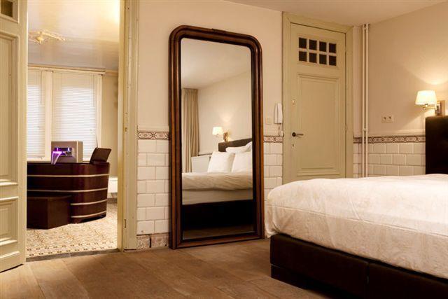 Hotel Couche Couche, leuke betaalbaar hotel Antwerpen - Map of Joy