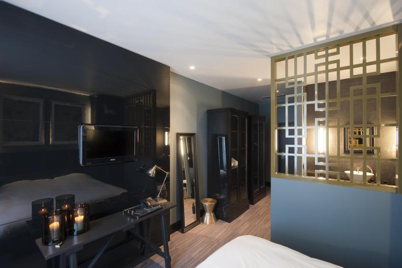 Hotel les Nuits, leuke betaalbaar hotel Antwerpen - Map of Joy