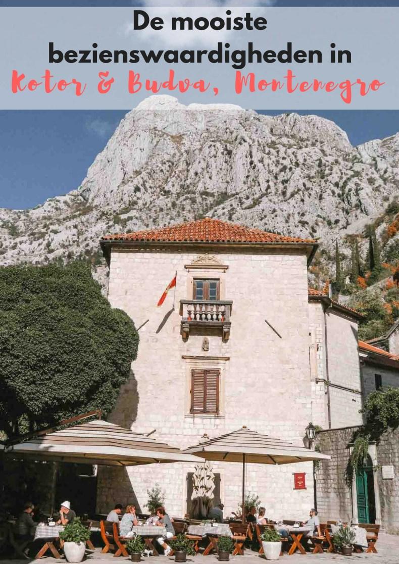 De mooiste bezienswaardigheden in Kotor en Budva, Montenegro - Map of Joy