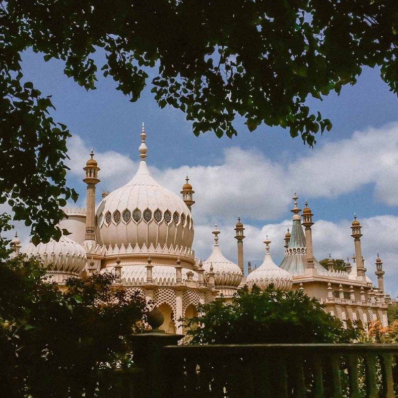 Royal Pavilion brighton, leuke dingen doen in Brighton - Map of Joy