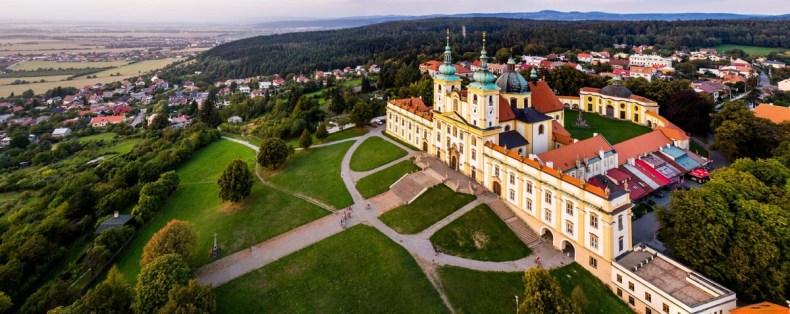 Olomouc, Tjechië