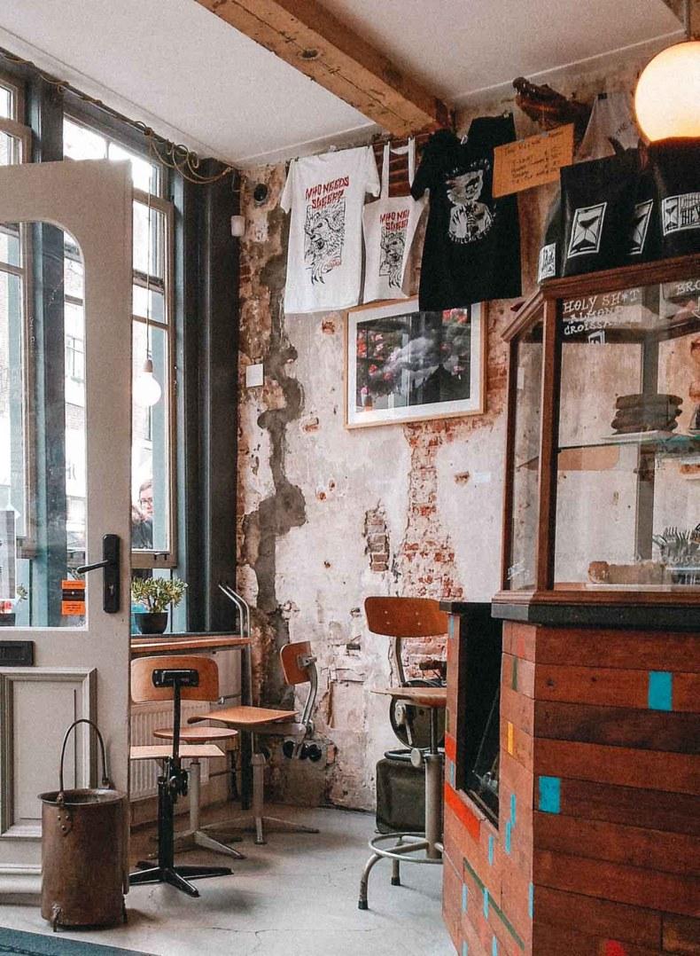 Village Coffee and Music Utrecht - Map of Joy
