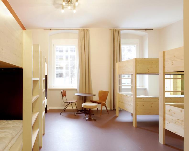 The Cat's Pajamas Hostel, leuk hostel Berlijn