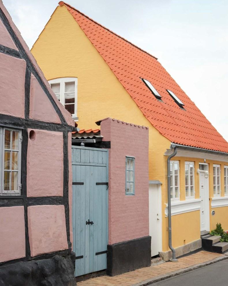 Faaborg: de mooiste stad op Funen in Denemarken - Map of Joy