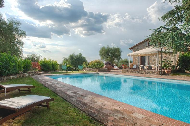 16x bijzondere vakantiehuizen in Toscane met zwembad - Map of Joy