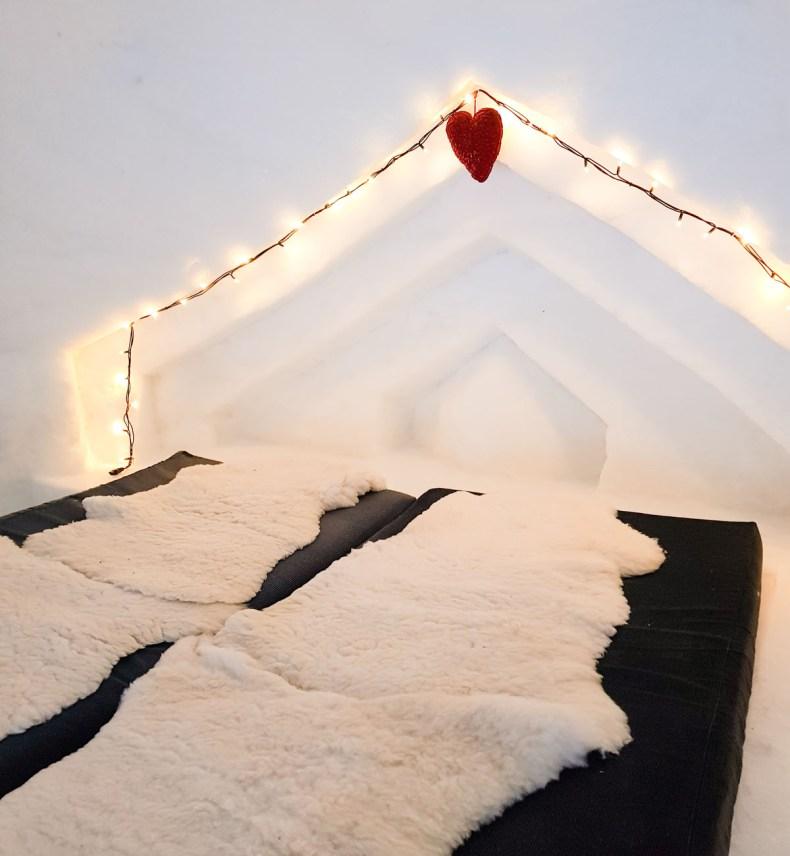 Slapen in berghut Schönes Aussicht (Bella Vista) - Map of Joy