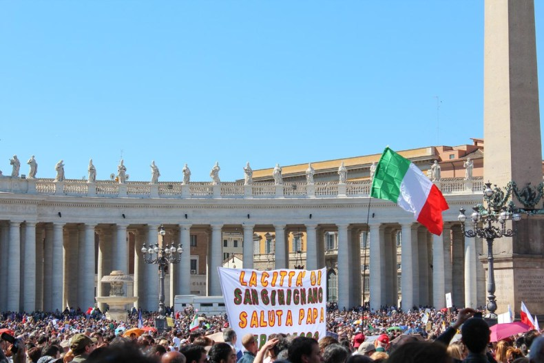 Het Vaticaan, 9x de leukste wijken in Rome - Map of Joy