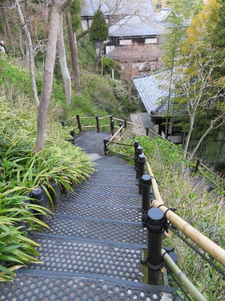 De mooiste bezienswaardigheden van Kamakura [dagtrip vanuit Tokio], Hasedera Tempel - Map of Joy