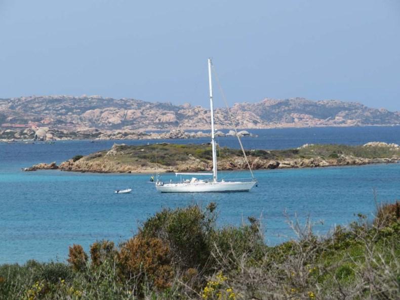 De mooiste plekken van Noord-Sardinië [roadtrip route], Caprera - Map of Joy