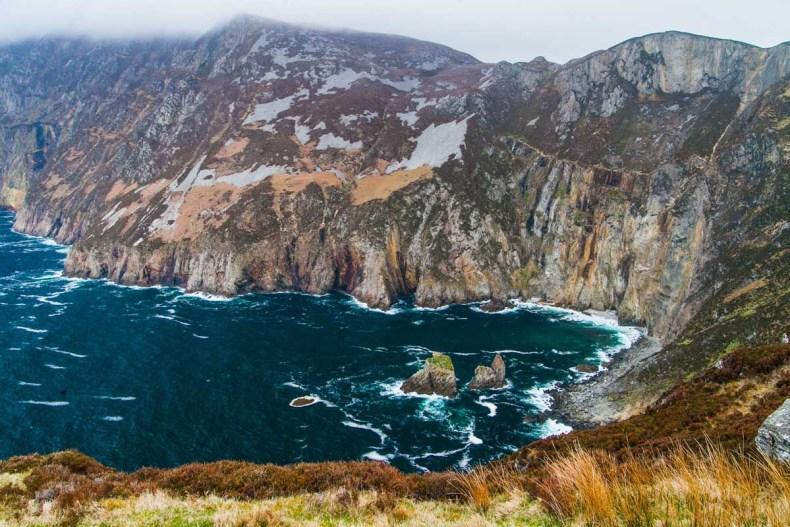 Mooiste surfplek Ierland, Slieve League