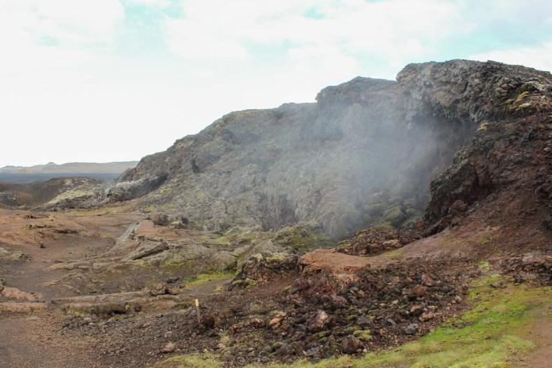 Leirhnjúkur,, mooiste bezienswaardigheden rond Mývatn [roadtrip route] - Map of Joy